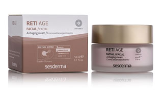 RETI AGE Antiaging Cream SesDerma