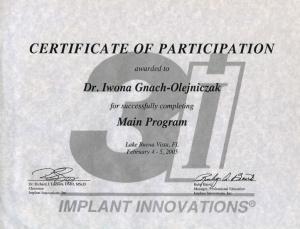 IMPLANT INNOVATIONS®