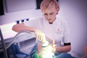 Zabieg Zaffiro w UNIDENT UNION Dental Spa